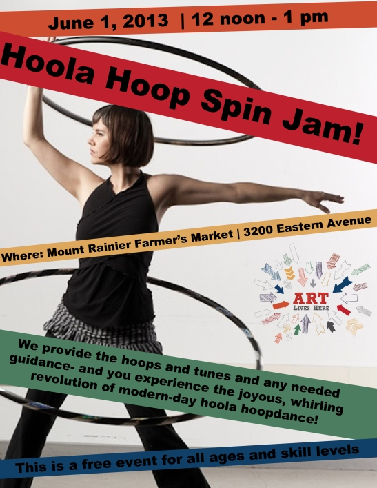 hooping powers flyer