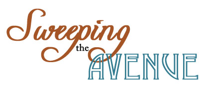 sweeping the avenue logo