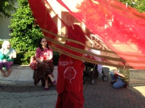 Storytelling with Saris with Monica Jahn Bose
