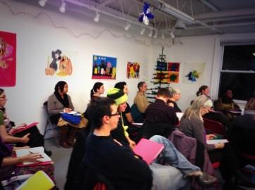 Placemaking Proposal Workshop