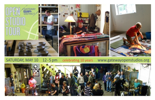 open studios tour website