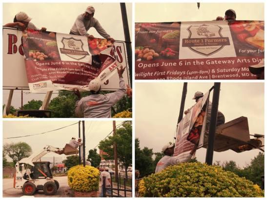 Photo by Route 1 Farmers Market & Bazaar - Gateway CDC