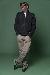 Wayson R. Jones photo by Charles Steck