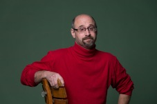 Stuart Eisenberg photo by Charles Steck