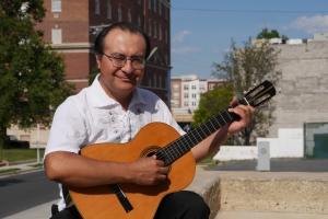Fernando Hermoza photographed by Matt Carl