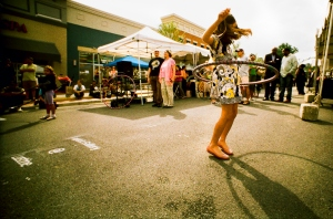 Photo by Chris Suspect. Hyattsville Arts Festival 2014